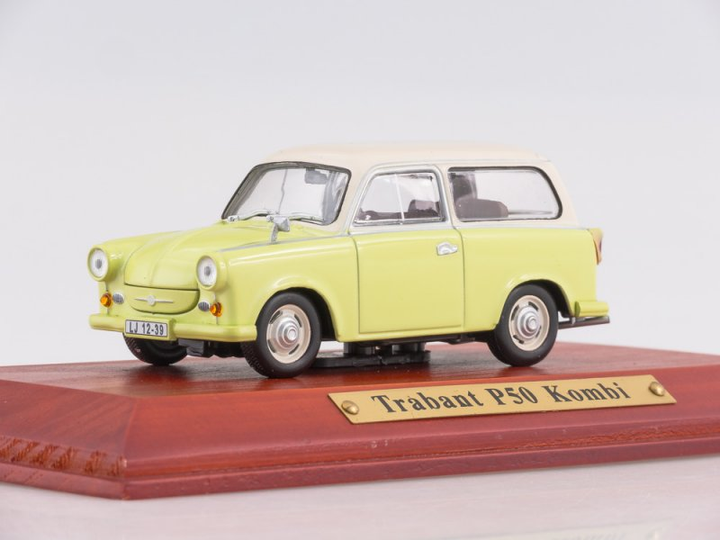 TRABANT P650 Universal, light yellow