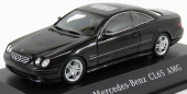 Mercedes-Benz AMG CL65 (C215) 2003 (black)
