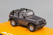 Jeep Wrangler Rubicon (gray)