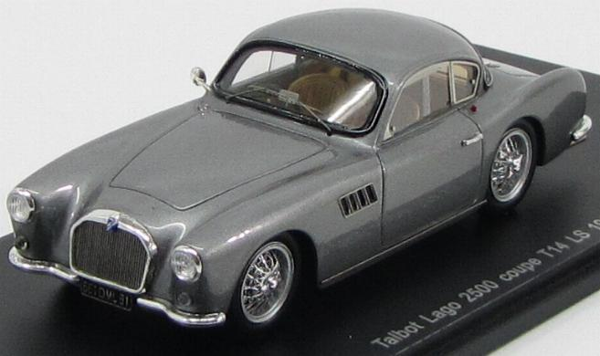 Talbot Lago 2500 coupe T14 LS 1955