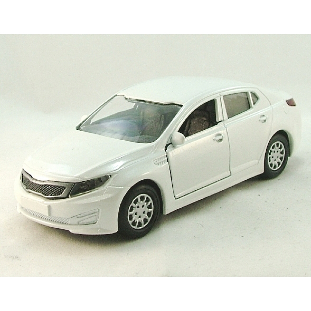 KIA Optima III (K5), MINICAR Series 1:34, белый