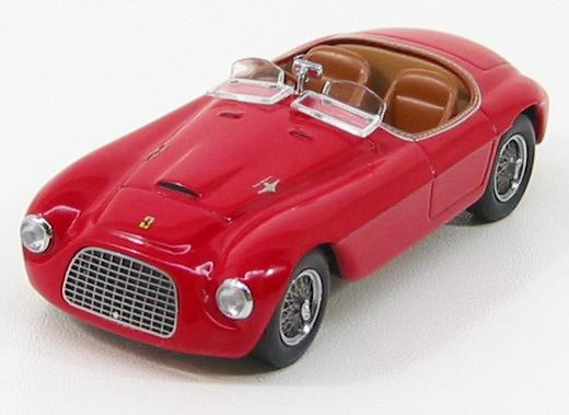 Ferrari 166MM Spider 1948 Red
