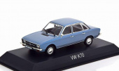 VW K70 1970 Light Blue Metallic