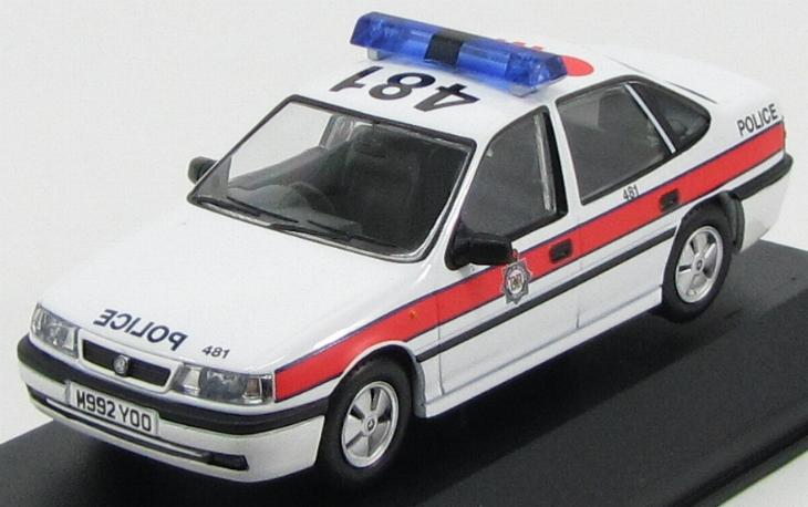 "Vauxhall Cavalier 2.0 ""Ministry of Defence Police"" 1988"