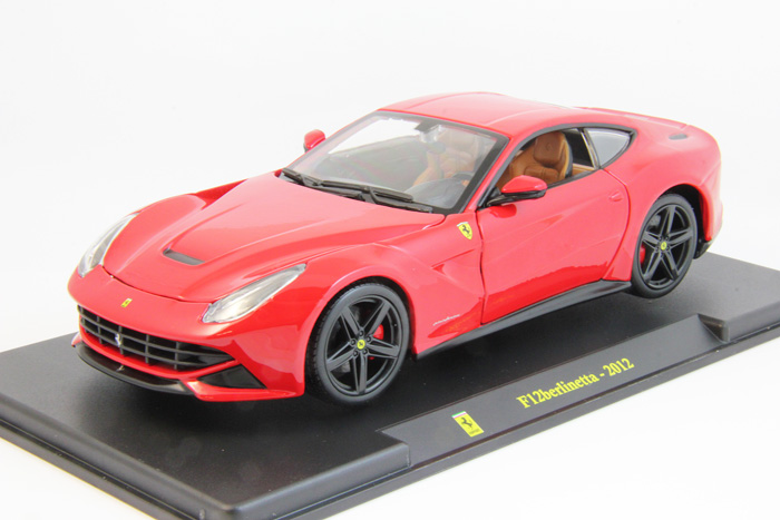 Ferrari F12 Berlinetta - 2012 - Red