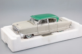 Nash Ambassador Airflyte (1952) Meadow Green / Sea Mist Gray