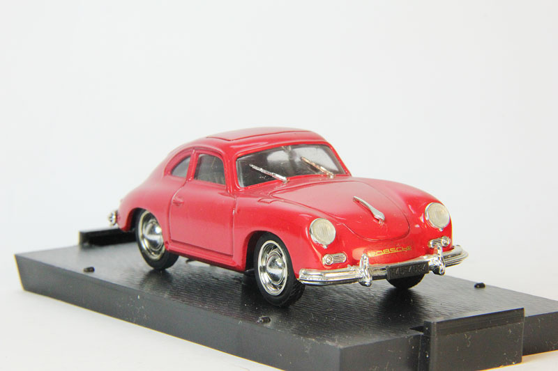 Porche 356 coupe (1952) red