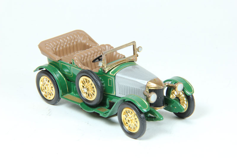 Vauxhall Prince Henry 1914 (silver/green)