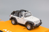 Jeep Wrangler Rubicon (white)