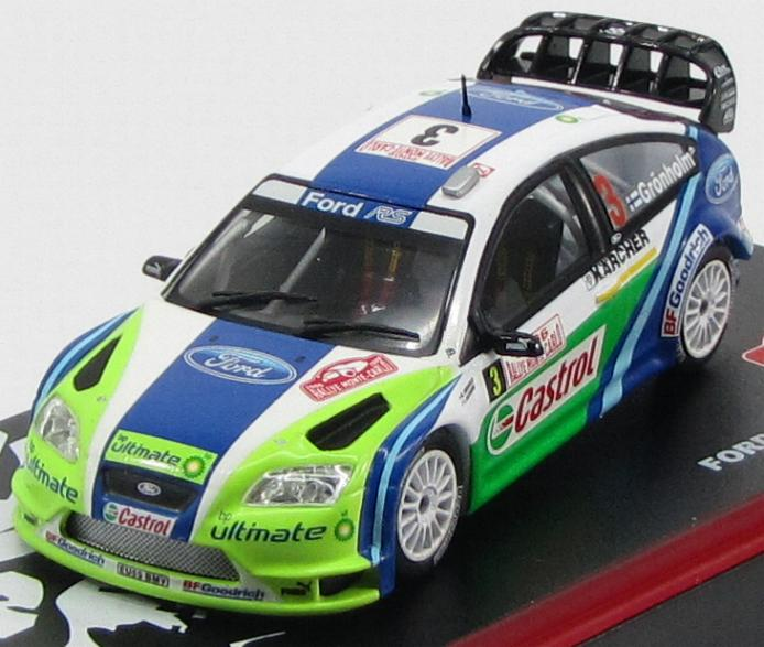 Ford Focus RS WRC06 - Rally Montecarlo 2006