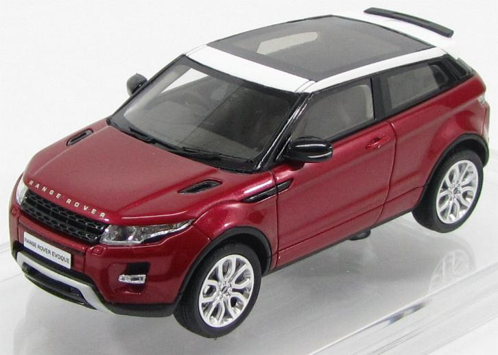 Range Rover Evoque 2011 Firenze Red Met