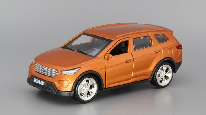 HYUNDAI Santa Fe, orange