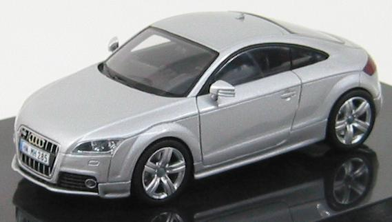 Audi TTS Coupe 2010 Silver