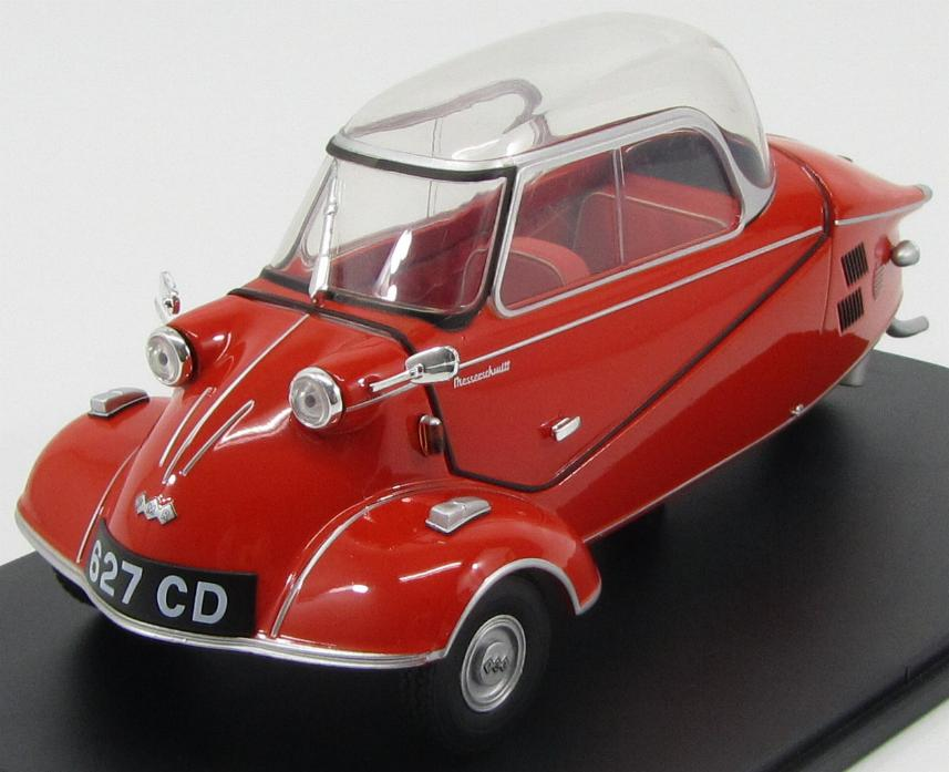 Messerschmitt KR200 1956 Red