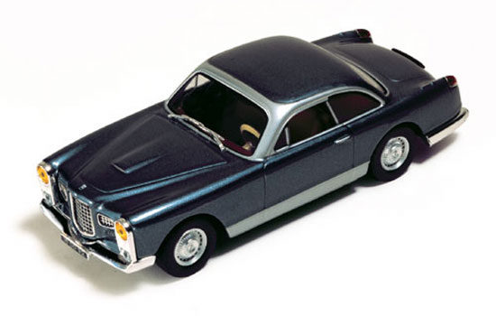 Facel Vega FV 1955   - Dark Metallic Blue w/ Brown Interior