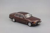 BMW 730I (E32) - 1986 - Red Metallic