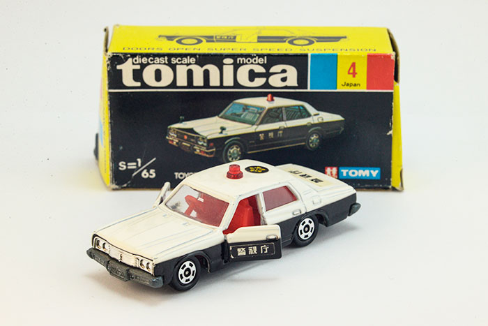 Toyota Crown Patrol Car