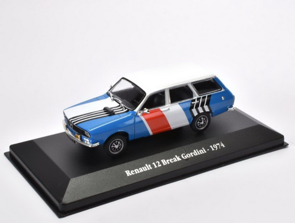 RENAULT 12 Break Gordini 1974