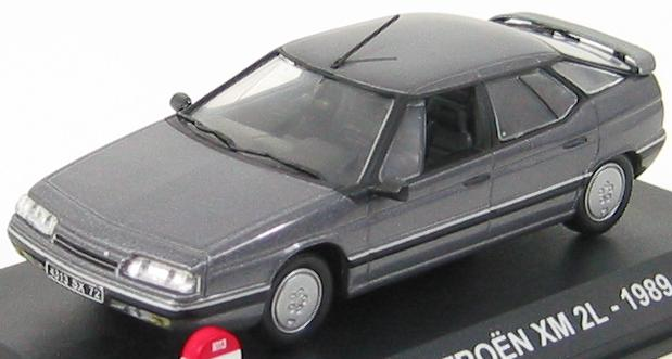 Citroen XM 1989 Antracit Metal