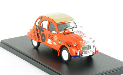 Citroen 2 CV Paris - Pekin