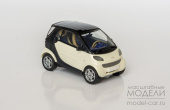 SMART CITY-COUPE LIMITED/1  CREAM/BLACK