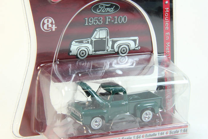 Ford  (1953) F-100 (green)