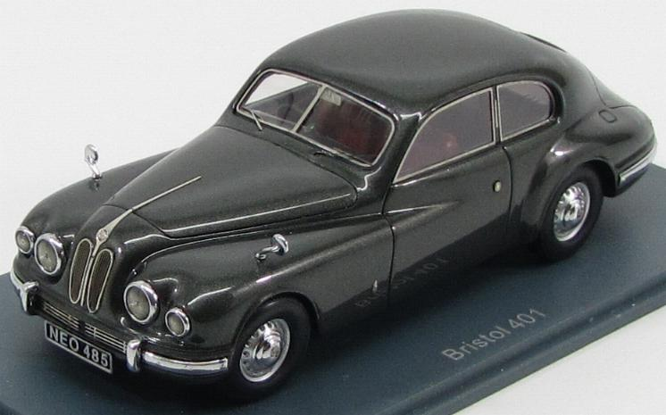 Bristol 401 1950 Gray metallic