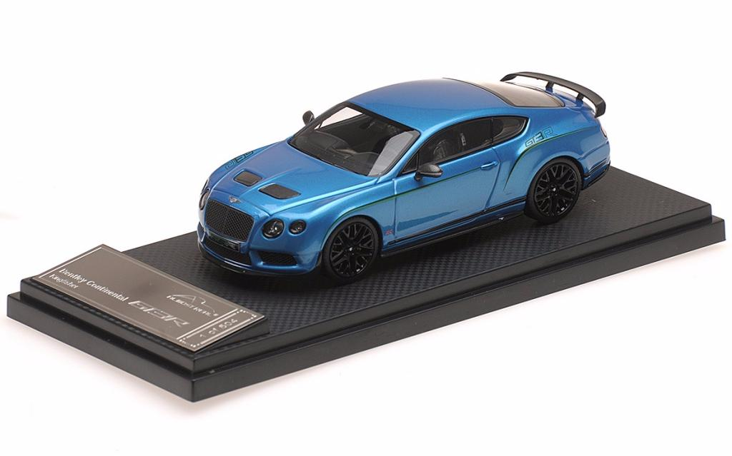 Bentley GT3-R - Kingfisher China Edition (blue)