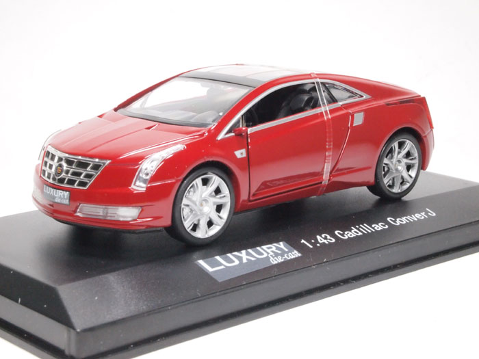 Cadillac ConverJ Concept Coupe (red)