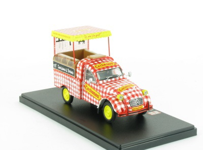 Citroen 2CV Pick-up Charcutier de Cochonou