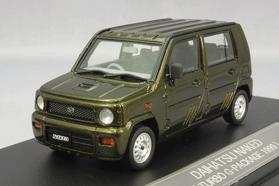 Daihatsu Naked Turbo G 1999 Olive Green