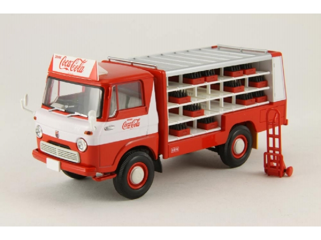 "Isuzu Elf ""Coca Cola"""