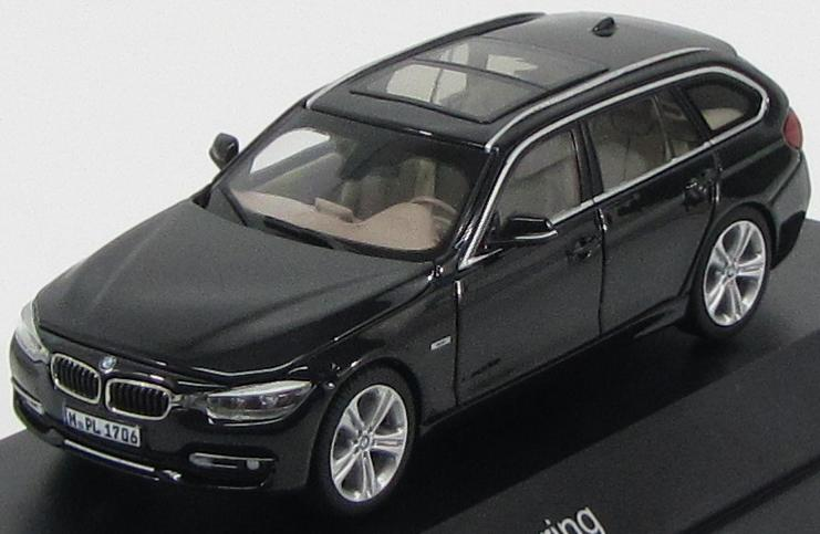BMW 3-Series Touring (F31) 2013 Metallic Black