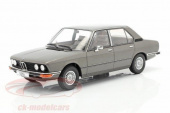 BMW 520i (E12) 1973 Metallic Grey