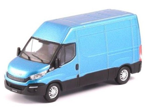 Iveco Daily HI Matic MY16 (фургон) 2017 Metallic Blue