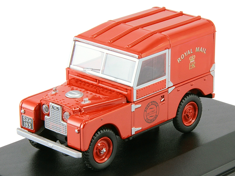 Land Rover Series 88 Royal Mail 1950