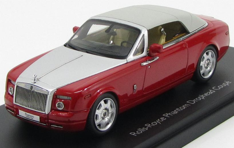 Rolls-Royce Phantom Drophead Coupe 2013 Ensign Red
