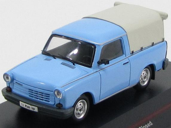 Trabant 1.1 Pick-Up Closed 1990 Light Blue