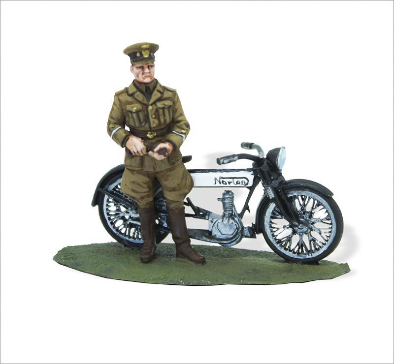 NORTON 1916 Royal Air Force WW1
