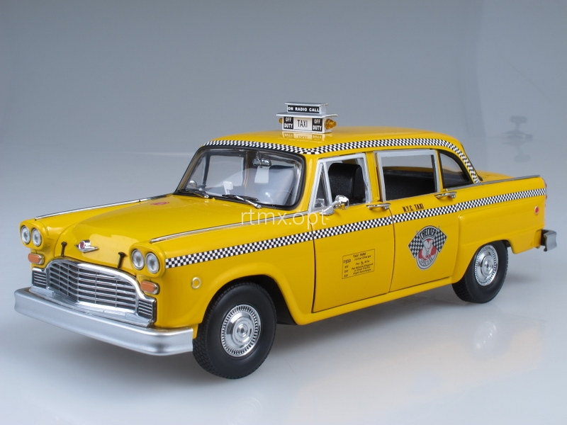 Checker A11 New York Cab 1981