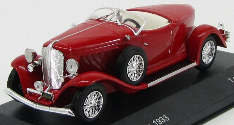 Auburn Boat Tail Roadster 1933 Red