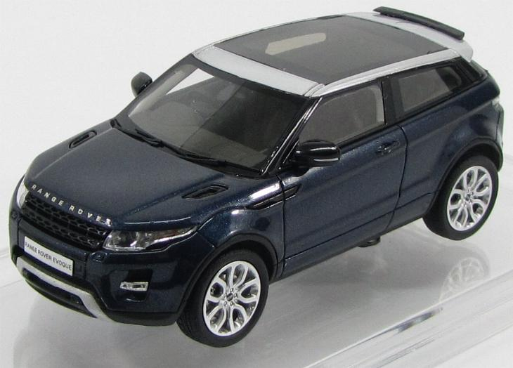 Range Rover Evoque 2011 Baltic Blue Met