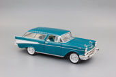 Chevrolet Nomad (1957) Blue/White