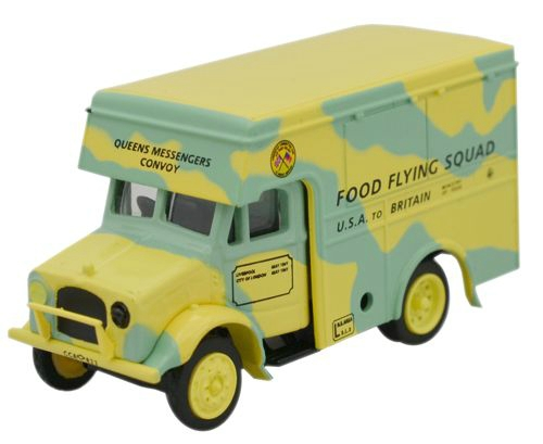Bedford OX 30cwt Van Food Flying Squad 1940