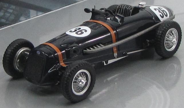 Delage Era #36 Grand Prix 1927 Black