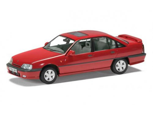Vauxhall Carlton 3000 GSi 1990 Red