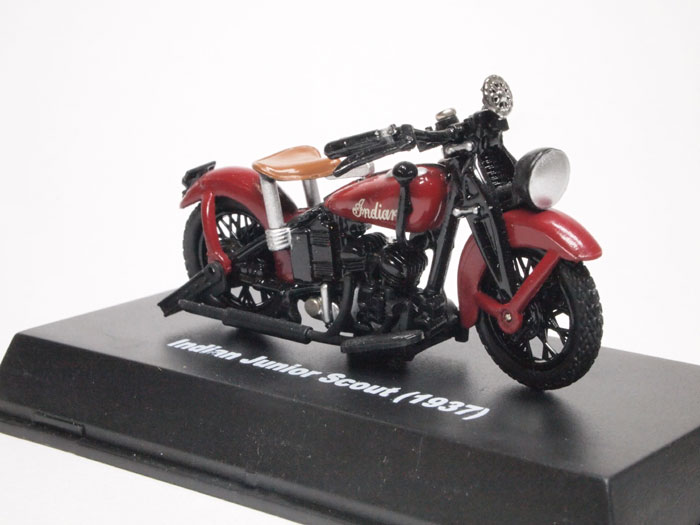 Indian Junior Scout (1937)
