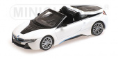BMW I8 ROADSTER (I15) 2017 WHITE METALLIC