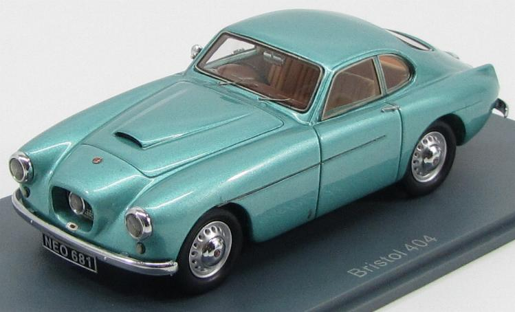 Bristol 404 Coupe 1953 Metallic Light Green