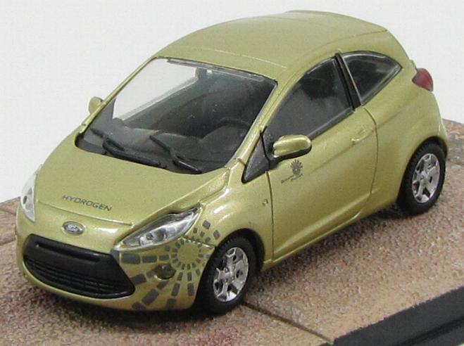 "Ford KA ""Quantum of Solace"" 2008 Metallic Gold"